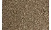 Braided Rug Cotton Area Rug Hand Woven Reversible Floor Rug 2and039 X 3and039 Coffee