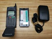 Motorola Microtac 6000e Select Vintage Phone Gsm 1900 Unlocked With New Battery