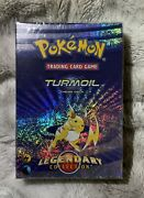 Legendary Collection Turmoil Theme Deck Sealed With Case