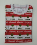 Very Rare Ss12 Supreme Campbell's Soup Tee T-shirt Size L Large Vintage