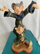 """Walt Disney Dopey And Sneezy """"dancing Partners"""" From Snow White 🍎"""