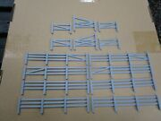 S Scale 270 Scale Feet Of Barnyard Fence, L@@k 3d Printed 1/64 164
