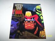 2000 Ad Yearbook 1992 [ Judge Dredd, Rogue Trooper, By John Wagner Mint