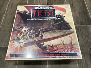 Vintage 1983 Star Wars Return Of The Jedi Battle At Sarlacc's Pit Game New