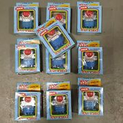 Vintage Ray Robot China Lot Of 10 Wind Up Toy