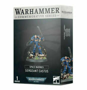 Sergeant Castus Limited Edition Warhammer Commemorative Series For 40k