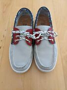 Sperry Top-sider Nautical Deck Shoes - Menand039s 11