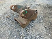 Tag Quick Coupler 55-50 Mm Pins Fits Case 580n 580sn And 590 Backhoe