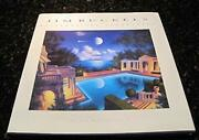 Jim Buckels Metaphysical Landscapes By Ed Mccormack - Hardcover Mint Condition