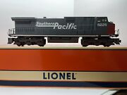 O Scale Lionel 6-18228 Southern Pacific Dash-9 Diesel Locomotive Sound System