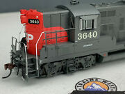 Athearn Genesis Ho Emd Gp9 Southern Pacific 3640 Dcc/snd Led