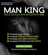 The King Is Back Man King Sex Pills For An Extreme Confidence Boost 10
