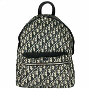 Christian Dior Rider Backpack 1voba088yky H2 Blue Day Pack