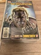 Marvel Weapon X 1 - 28, One Shots + Days Of Future Now Mini 1-5 - Complete Set