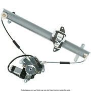 For Nissan Sentra 1995-1999 Cardone Front Window Motor And Regulator Tcp