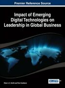 Impact Of Emerging Digital Technologies On Leadership In By Peter A C Smith Mint