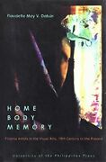Home Body Memory Filipina Artists In Visual Arts 19th By Flaudette May Datuin