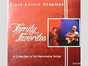 Steve Chapman - Family Favorites- A Collection Of 24 Memorable Songs- 2 Set