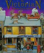 Victorian Advent Pop-up Book By Paul Crompton - Hardcover