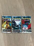 3x New Pokemon Ex Delta Species Booster Pack Sealed Rare Vintage English
