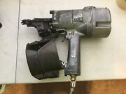 Hitachi Nv83a 3 1/4 Coil Nailer Made In Japan Great Working Condition
