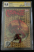 Carnage 1 Phantom 300 Variant Cgc 9.8 Double Signed Mcfarlane And Stan Lee