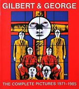 Gilbert And George Complete Pictures 1971-1985 By Carter Ratcliff Mint Condition
