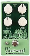 Used Imported Unused Earthquaker Devices West Wood Guitar Effector Overdrive