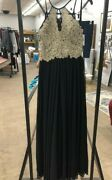 My Michelle Black Long Prom Wedding Formal Dress Size 5-style 4954xy2s