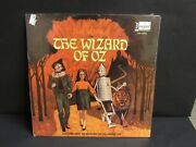 Vintage 12 The Songs From The Wizard Of Oz 1969 Vinyl Lp Dq 1328 Sealed