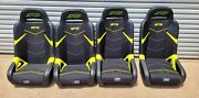 Prp Gt3 Suspension Seats For Rzr 1000 Xp4 4 Seat Rear Seat Heaters