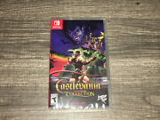 Castlevania Anniversary Collection Limited Run Games Nintendo Switch Pre-sale