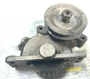 1927-1931 Generator Pulley And Drive Indian 101 Scout Chief Sport 741 Harley Y983