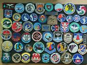 Rok Air Forcesand039 51 Patches Insignia / Vintage Obsoleted And Current Original