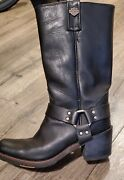 Harley Davidson Womans Boots 8.5
