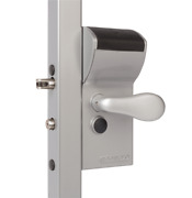 Locinox Free Vinci - Surface Mounted Mechanical Code Lock For Gates With Secured
