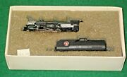 Con-cor N Scale Great Northern 2-8-2 Mikado Steam Engine - Item Ccn66