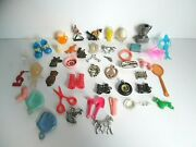 Group Lot 46 Vintage Vending Gumball Machine Charms Toys Prize Treasure Trinkets
