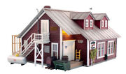 Woodland Scenics O Scale Built-up Building/structure Country Store Expansion