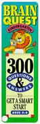 Brain Quest Kindergarten 300 Questions And Answers To By Chris Welles Feder