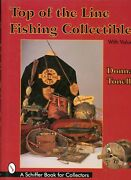 Antique Vintage Fishing Collectibles - Rods Reels Lures Decoys / Book + Values