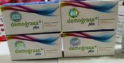 Four 30ct Demograss Plus 100 Natural And Original Weight Loss Supplement Exp 2026