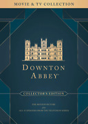 Downton Abbey Movie And Tv Collection - Collector's Edition [dvd]