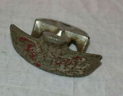 Vintage Pepsi Cola Starr Double Dot Metal Bottle Opener Made In W Germany