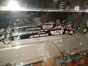 Milestone Big Daddy Don Garlits Matco Top Fuel Dragster Mint Condition1/16