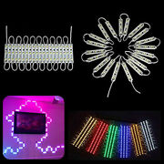 10ft-1000ft 3led 5050 Smd Module Store Front Light Window Sign Lamp Decoration