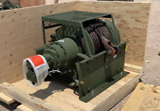 Dp 51882 Hydraulic Winch / 37630 Capacity / 55000 First Layer / Rebuilt 2012