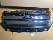Oem 2010 2011 2012 Ford Fusion Front Bumper Grill Grille Chrome
