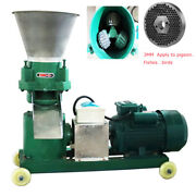 Large Output Chicken Feed Pellet Mill Machine 3mm 220v Chicken Industry 150kg/h