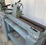 Delta 10 Variable Speed Wood Lathe Note Pick Up Only No Delivery 👁